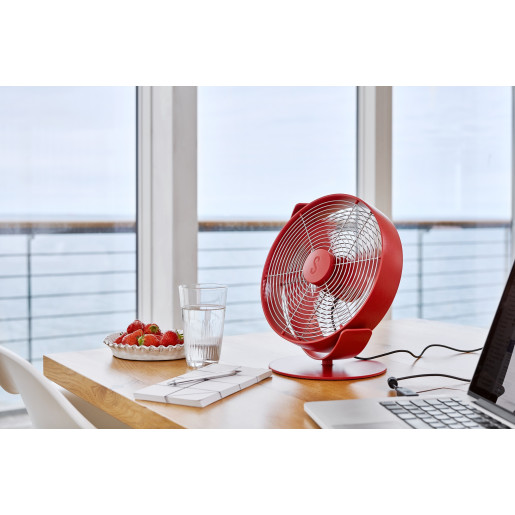Ventilator TIM Chilli Red